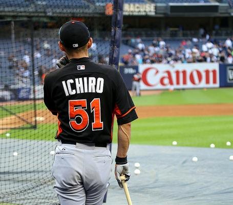 Ichiro Is Hitting Almost Literally Everything | FanGraphs Baseball