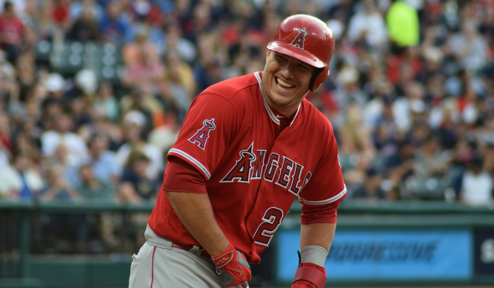 Mike Trout Is Now An Average Hall Of Famer Fangraphs Baseball