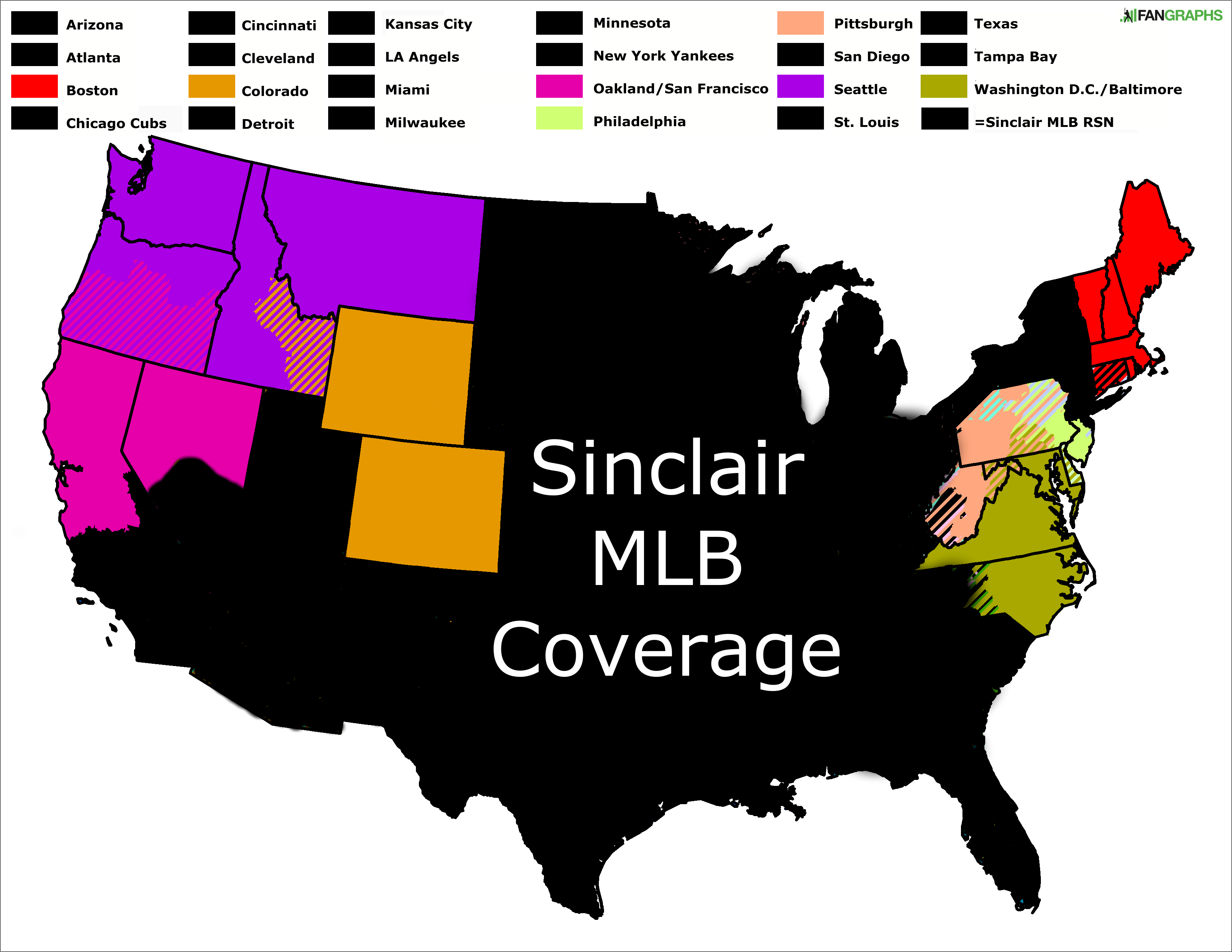How Sinclair's Purchase of Baseball Sports Networks Will