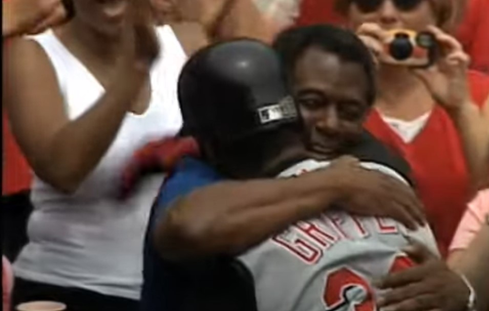 Griffey and Junior, 2004
